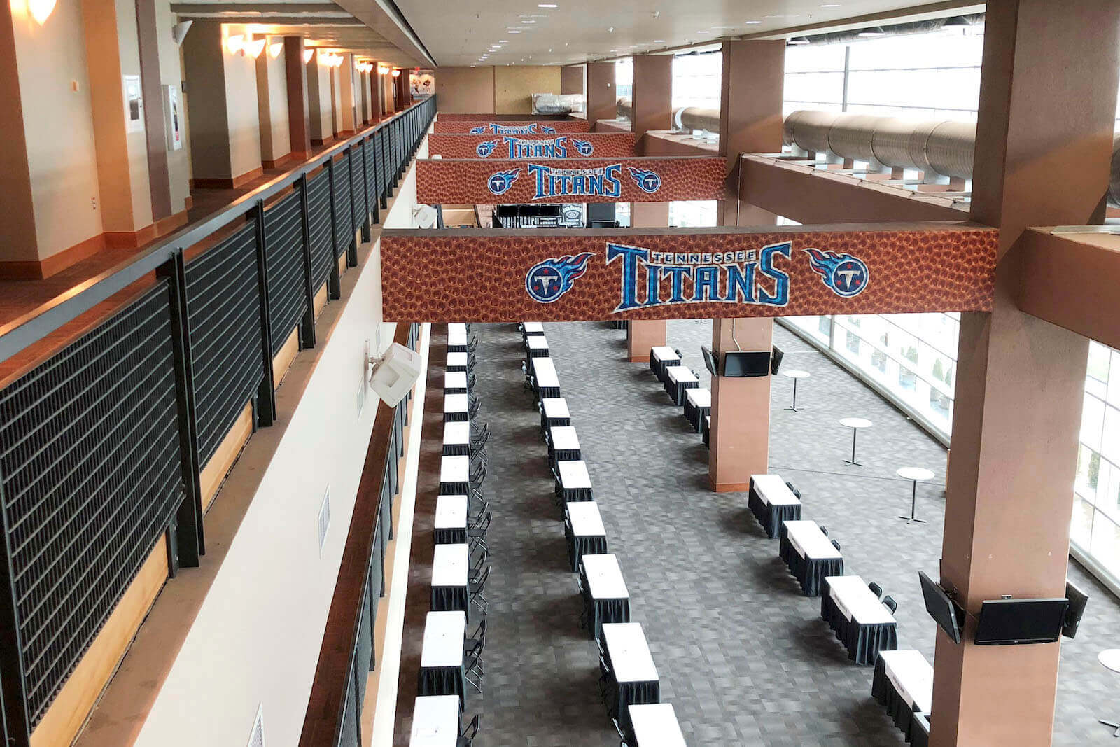 Titans Banners