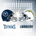 Titans vs. Chargers