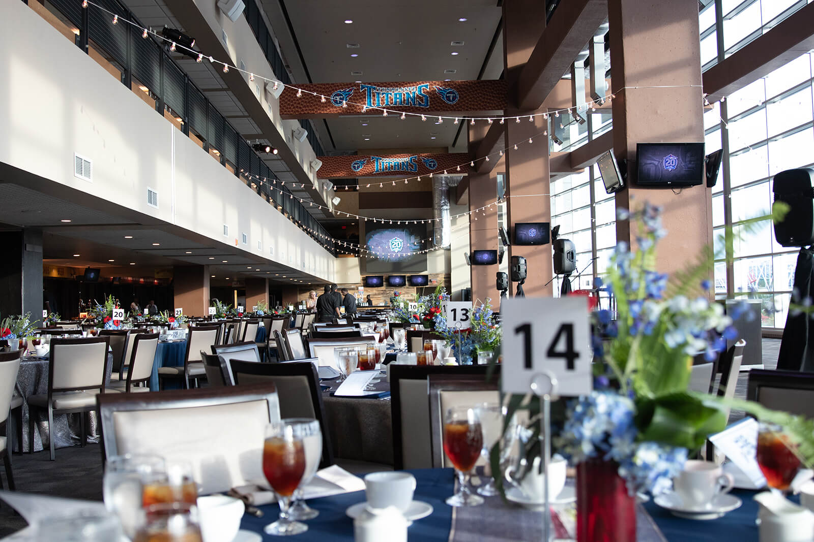 Event Spaces: Club Level