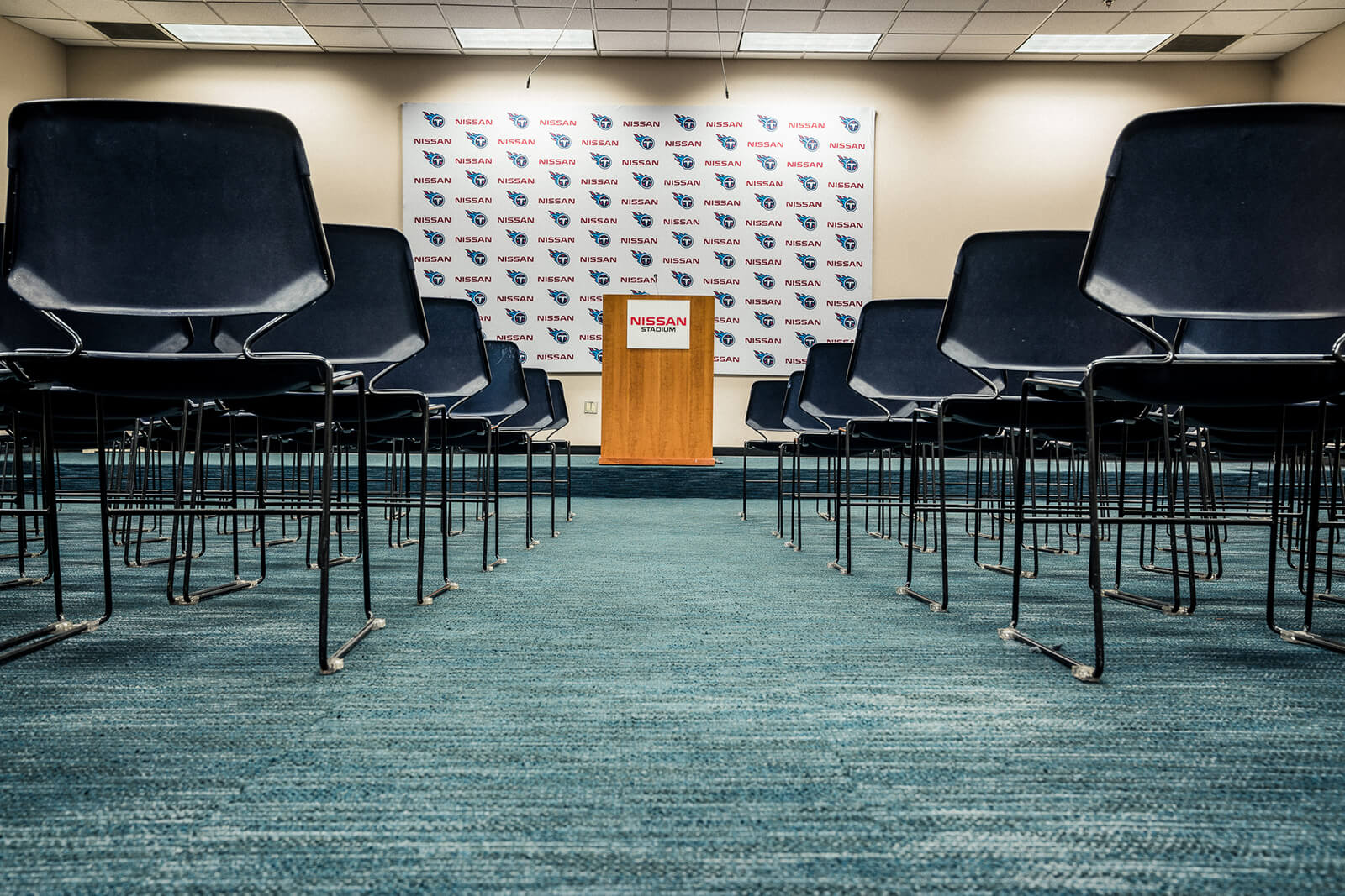 Event Spaces: Interview Room