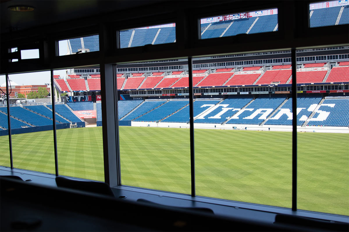 Parties & Events: Press Box