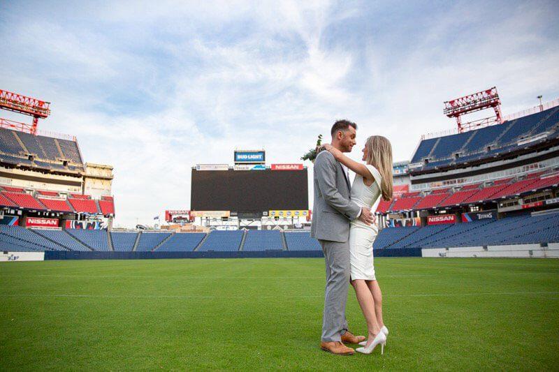 Wedding Photo Field - Nissan Stadium