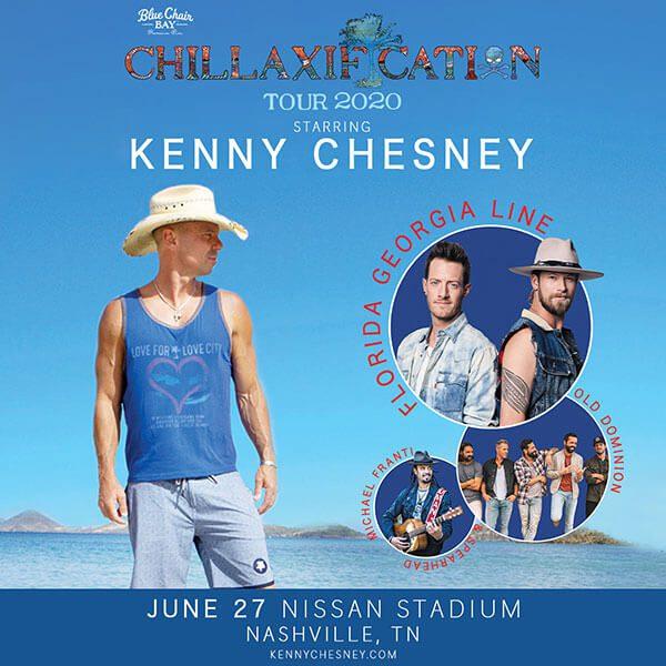 2020 kenny chesney nashville - Nissan Stadium