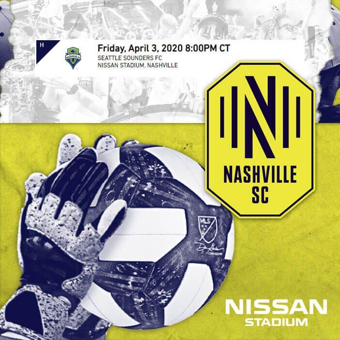 190403 nashvlle soccer club - Nissan Stadium