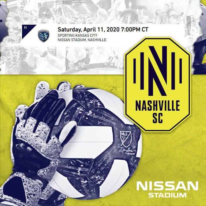 190411 nashvlle soccer club - Nissan Stadium