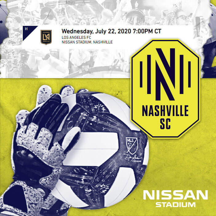 190722 nashvlle soccer club - Nissan Stadium