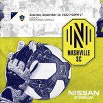 190926 nashvlle soccer club - Nissan Stadium