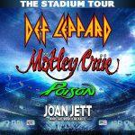 Def Leppard - Nissan Stadium