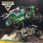 monster jam 2020 - Nissan Stadium