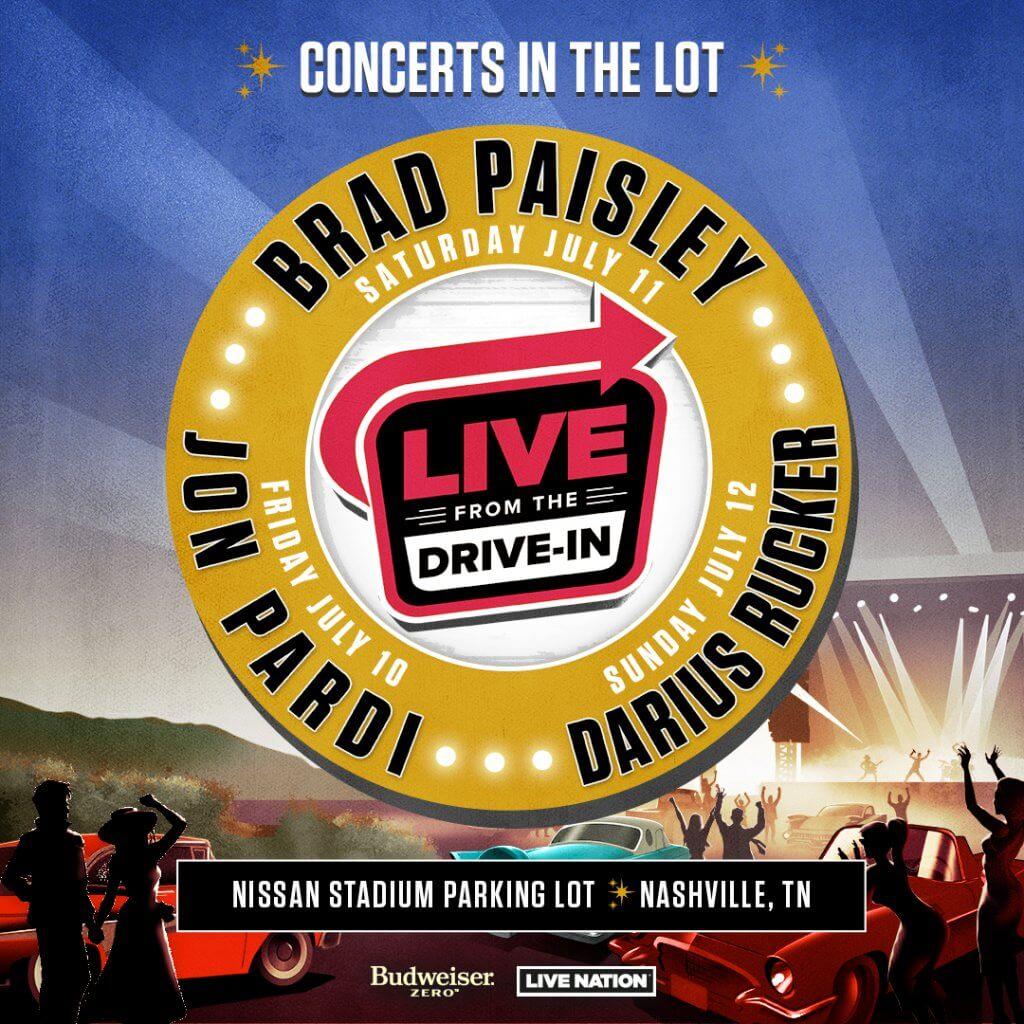 livefromthedrivein 1080x1080 - Nissan Stadium