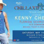 kenny chesney tour 2020 - Nissan Stadium