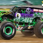 monster jam - Nissan Stadium