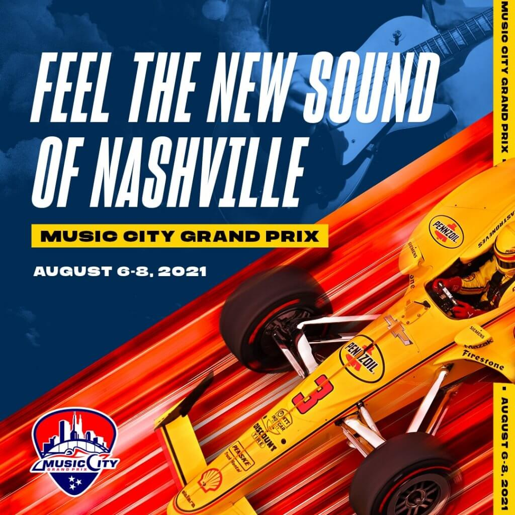 feel the new sound of nashville min - Nissan Stadium