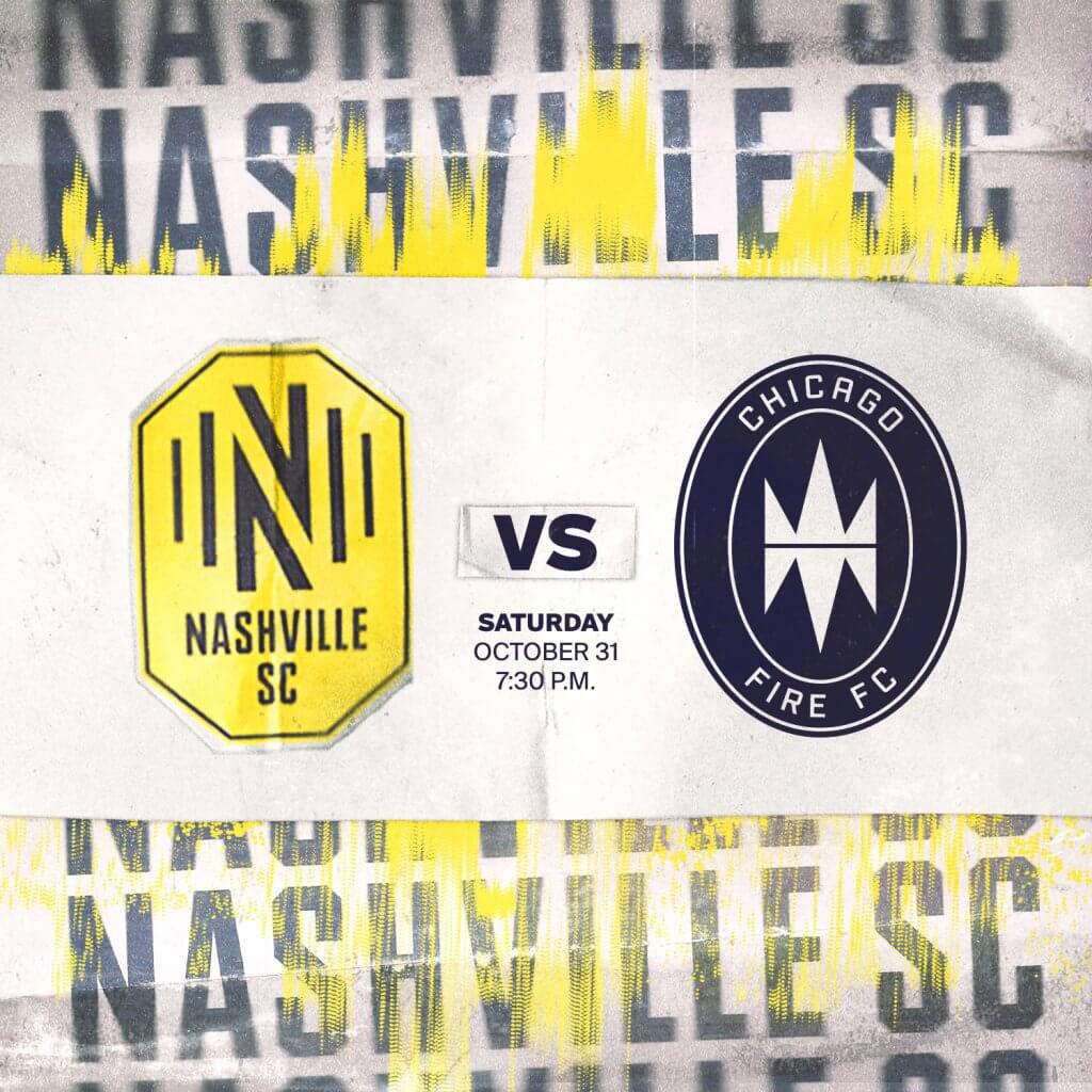 nashville sc chicago - Nissan Stadium