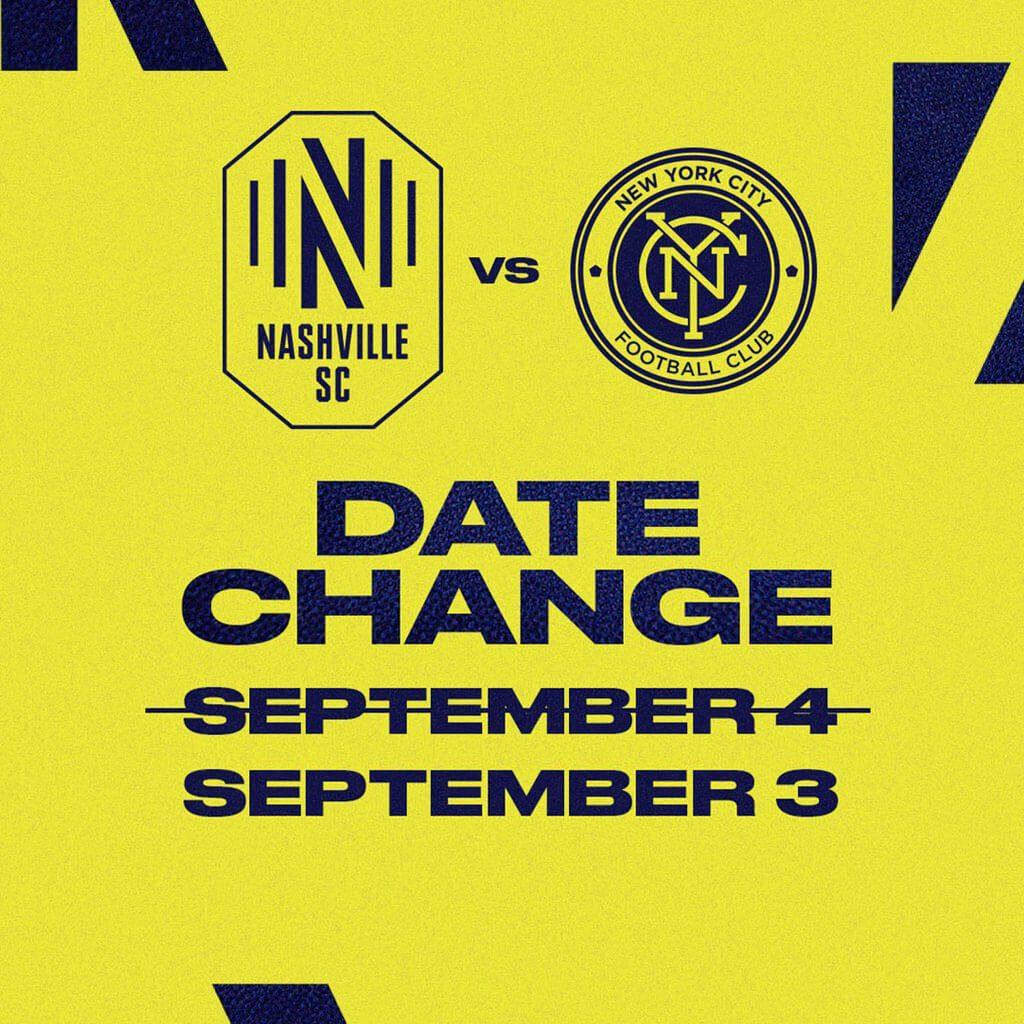 Nashville-Soccer Club - Nissan Stadium