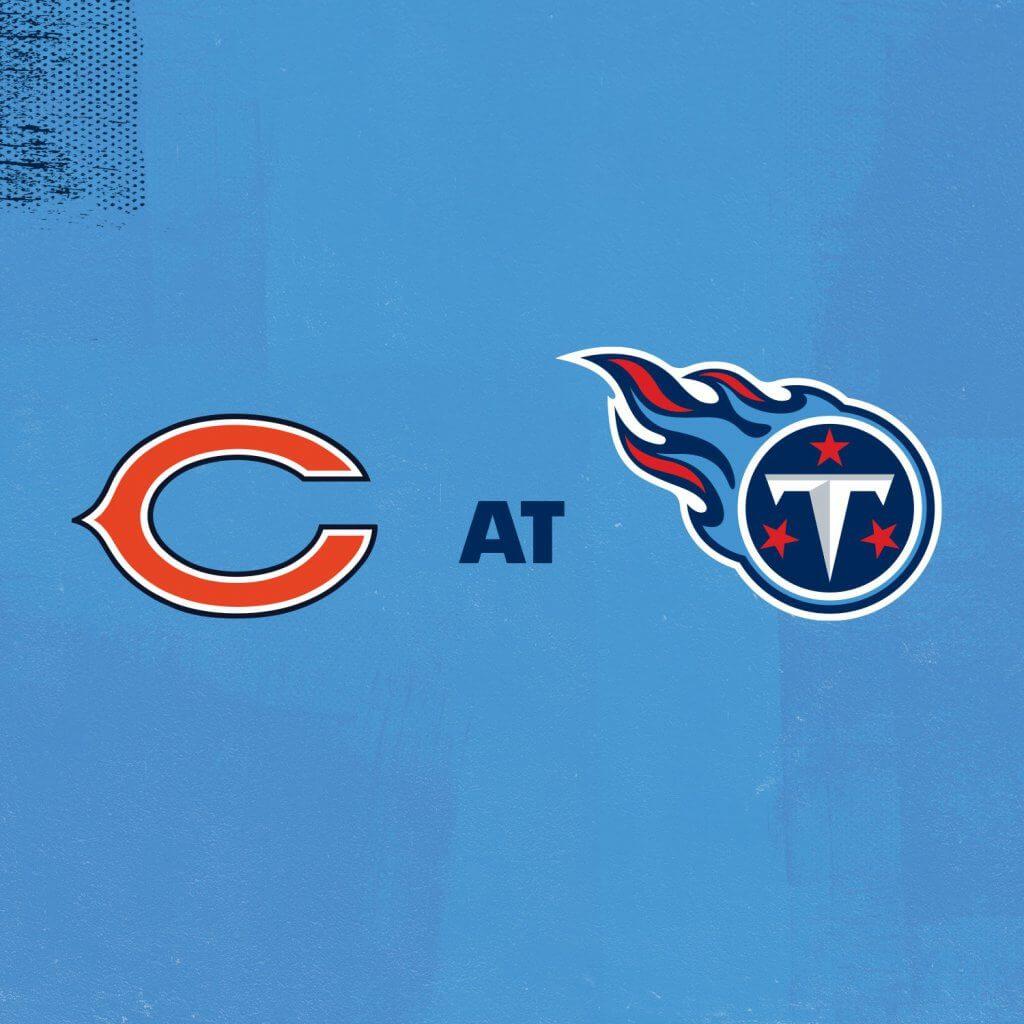 Bears at Titans