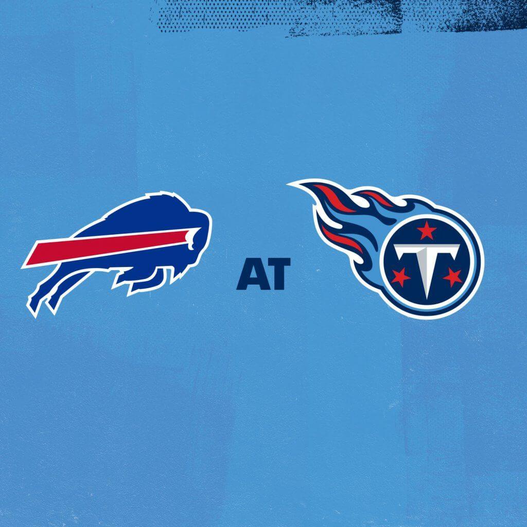 Bills at Titans