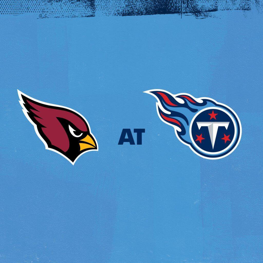 Cardinals at Titans