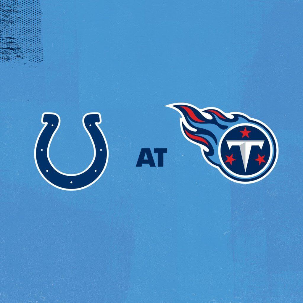 Colts at Titans