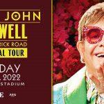 Elton John - Nissan Stadium
