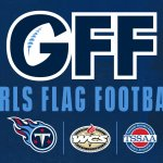 Girls Flag Football - Nissan Stadium