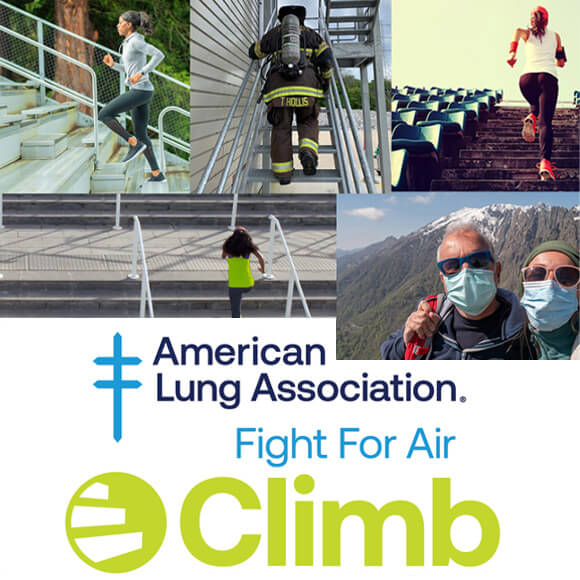 Fight For Air Climb - Nissan Stadium