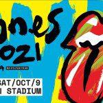 Rolling Stones - Nissan Stadium