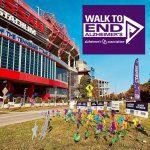 2021 Walk to End Alzheimer's - Nissan Stadium